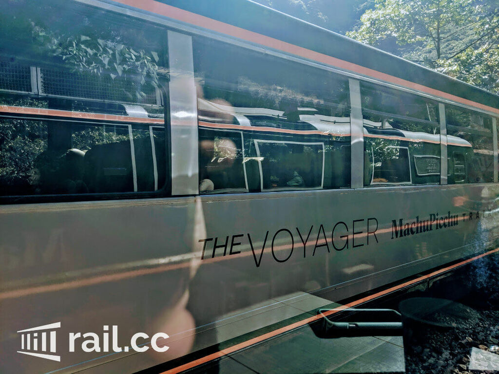 A quick look at PeruRails Voyager