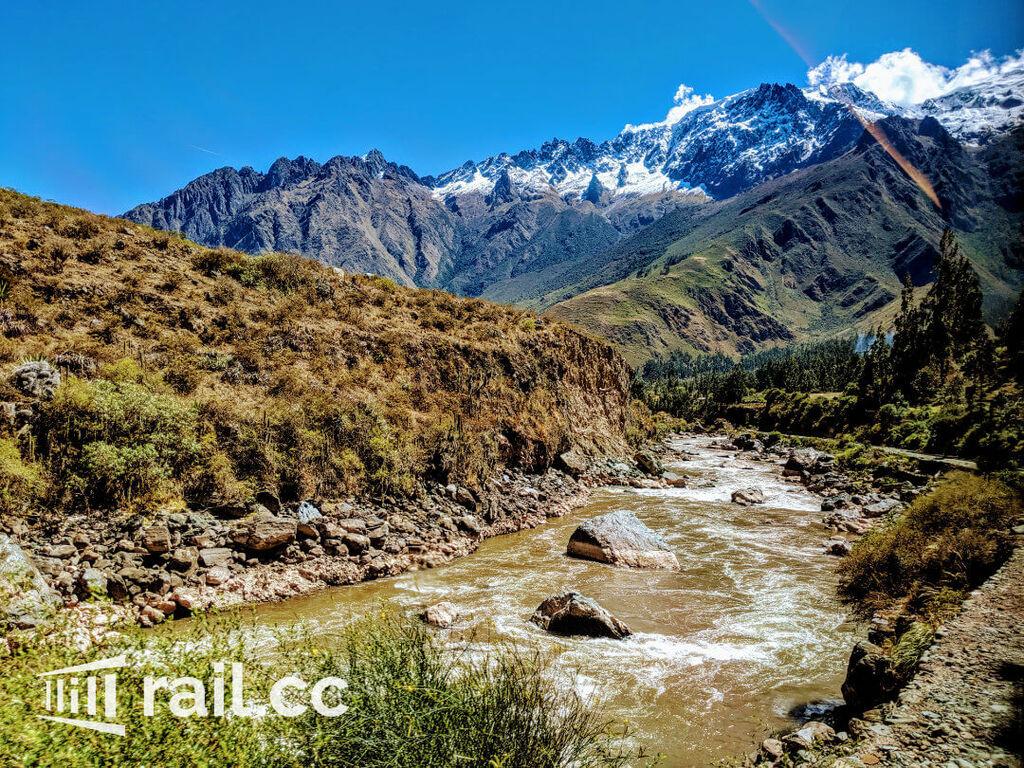 More incredible mountainscapes